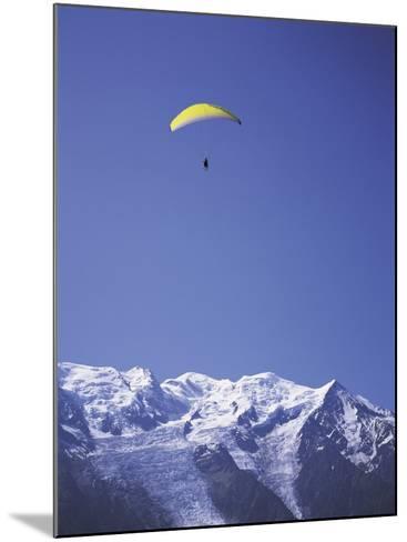 Chamonix-Mont-Blanc, France--Mounted Photographic Print