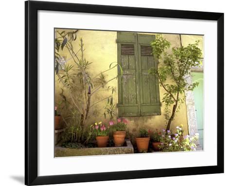 La Cadiere D'Azur, France--Framed Art Print