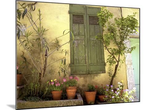 La Cadiere D'Azur, France--Mounted Photographic Print