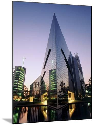 Crystal Cathedral, Garden Grove, California, USA--Mounted Photographic Print