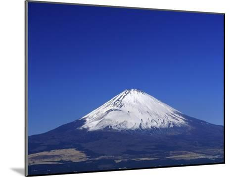Mount Fuji, Japan--Mounted Photographic Print