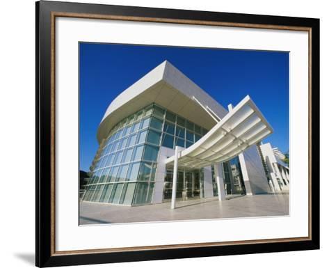 Getty Center, Los Angeles, California, USA--Framed Art Print