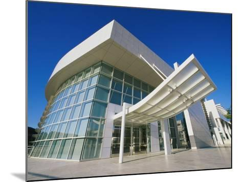 Getty Center, Los Angeles, California, USA--Mounted Photographic Print