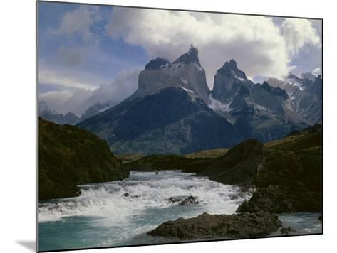 Torres Del Paine National Parkchile--Mounted Photographic Print