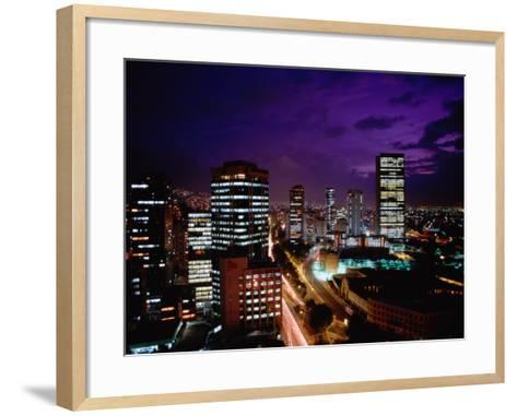 Bogota, Colombia--Framed Art Print