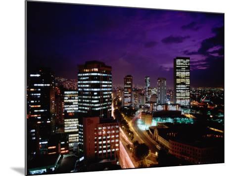 Bogota, Colombia--Mounted Photographic Print