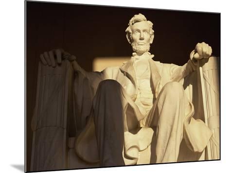 Lincoln Memorial, Washington, D.C., USA--Mounted Photographic Print