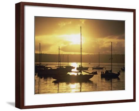 San Diego, California, USA--Framed Art Print