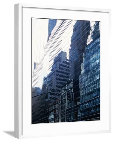 New York City, USA--Framed Art Print
