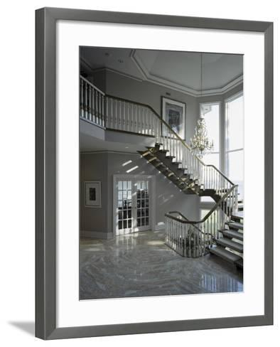 Elegant Architecture--Framed Art Print