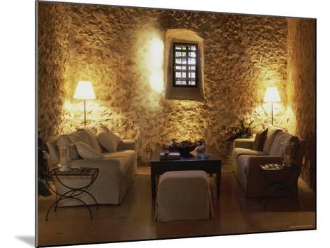 Torrent Fals, Santa Maria Del Cami, Mallorca, Spain--Mounted Photographic Print