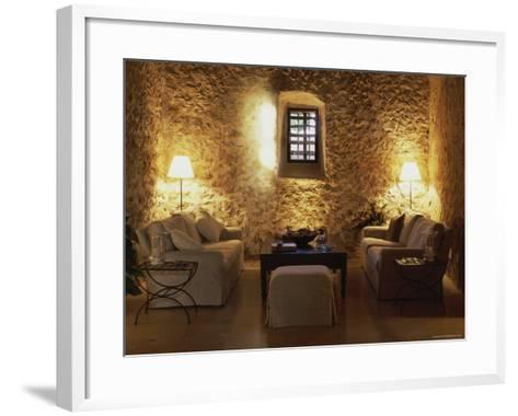 Torrent Fals, Santa Maria Del Cami, Mallorca, Spain--Framed Art Print