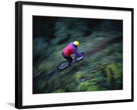 Sierras, California, USA--Framed Art Print