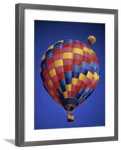 Balloon Fiesta, Albuquerque, New Mexico, USA--Framed Art Print