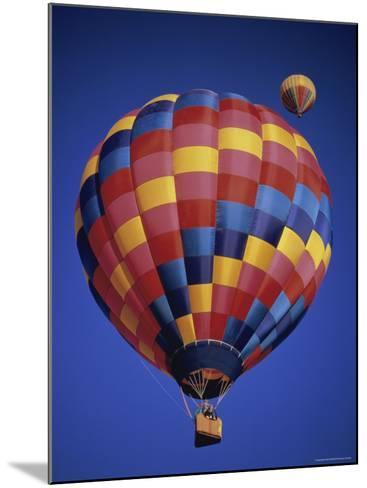 Balloon Fiesta, Albuquerque, New Mexico, USA--Mounted Photographic Print