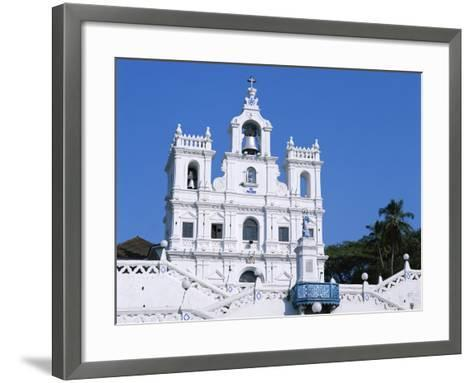 Church of Our Lady of the Immaculate Conception, Panaji, Goa, India--Framed Art Print