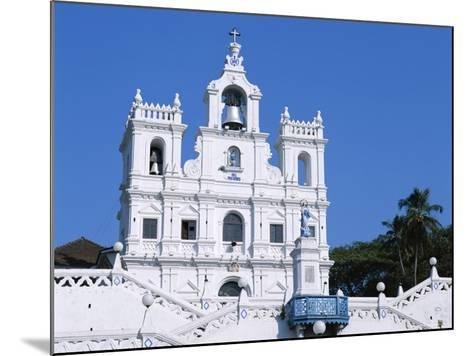Church of Our Lady of the Immaculate Conception, Panaji, Goa, India--Mounted Photographic Print