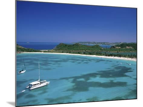 Deep Bay Antigua--Mounted Photographic Print
