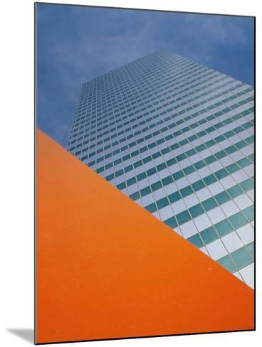 444 Tower, Los Angeles, California, USA--Mounted Photographic Print