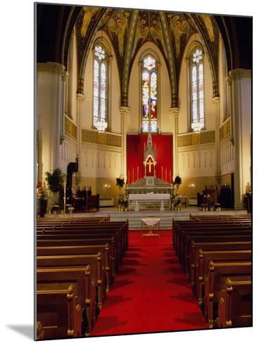 St. John's Church, Indianapolis, Indiana, USA--Mounted Photographic Print