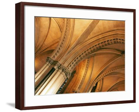 Christ Church Cathedral Dublin, Ireland--Framed Art Print