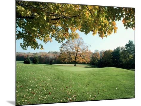 Patterson Golf Course, Failfield, Connecticut, USA--Mounted Photographic Print