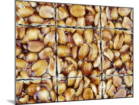 A Homemade Peanut and Caramel Bar-Neil Overy-Mounted Photographic Print