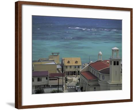 Marie-Galante, Guadeloupe--Framed Art Print