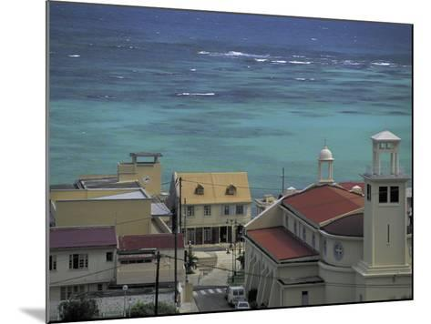 Marie-Galante, Guadeloupe--Mounted Photographic Print