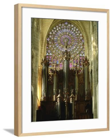 Indre-Et-Loire, France--Framed Art Print