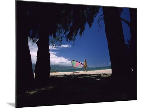 Ready to Windsurf--Mounted Photographic Print
