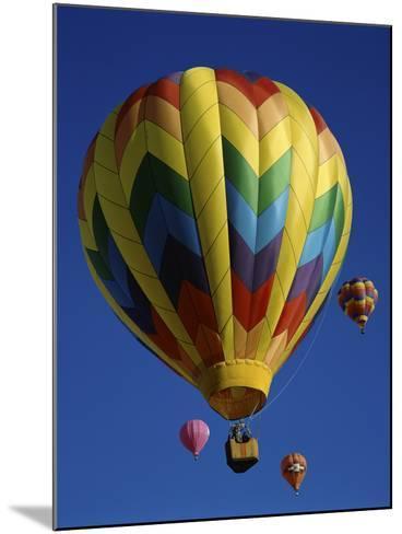 Kodak Albuquerque International Balloon Fiesta New Mexico--Mounted Photographic Print