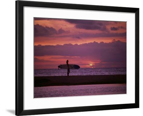 Maui, Hawaii, USA--Framed Art Print