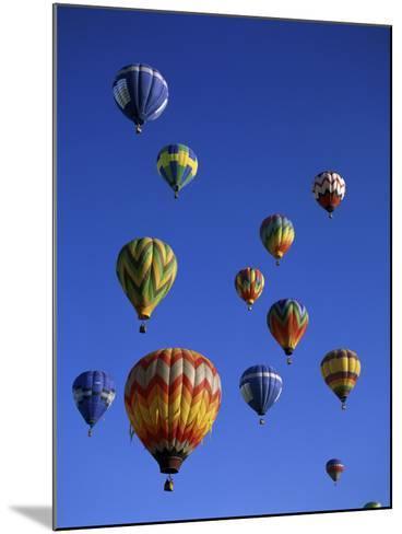 Kodak Albuquerque International Balloon Fiesta New Mexico USA--Mounted Photographic Print