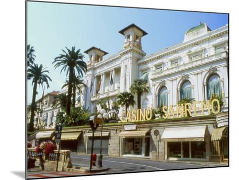 San Remo Casino, San Remo, Italy--Mounted Photographic Print