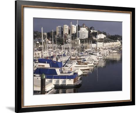 Torquay, England--Framed Art Print