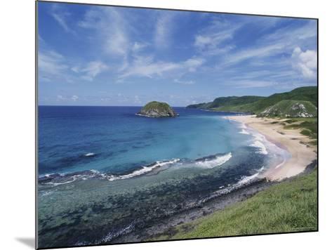 Praia Leon, Fernando de Noronha, Brazil--Mounted Photographic Print