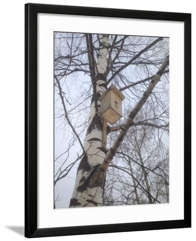 Hesting Box- kapralov-Framed Art Print