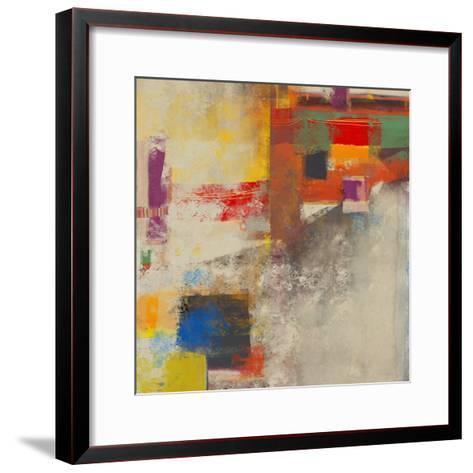 Abstraction- moypapaboris-Framed Art Print