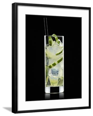 Vodka Lemon-Walter Pfisterer-Framed Art Print