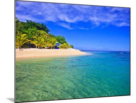 Hideaway Island--Beautiful Tropical Island in Vanuatu-juancat-Mounted Photographic Print