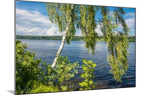 Volga Landscape.- svn48-Mounted Photographic Print