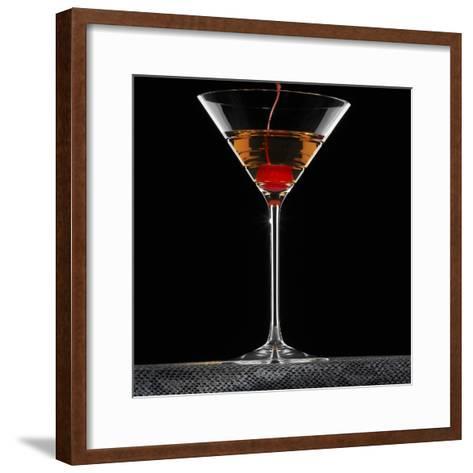 Manhattan Sweet-Alexander Feig-Framed Art Print