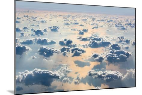 Sky with Clouds- misu-Mounted Photographic Print