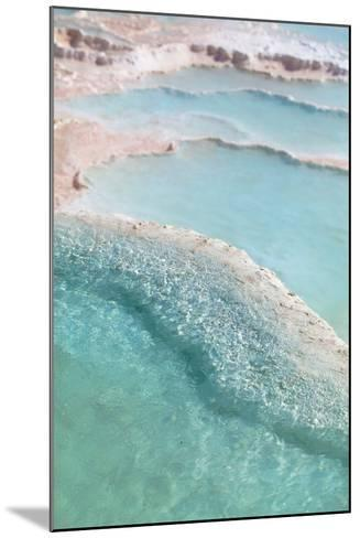 Pamukkale Travertines-EvanTravels-Mounted Photographic Print
