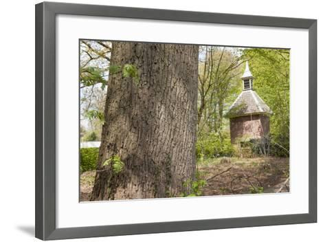 Pigeon House in Forest Scenery-YellowPaul-Framed Art Print