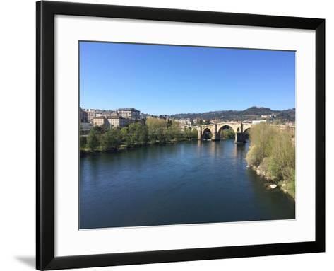 Ourense, Galicia, Spain-jvinasd-Framed Art Print