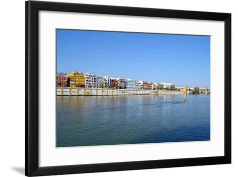 Rio- lemonphoto-Framed Art Print