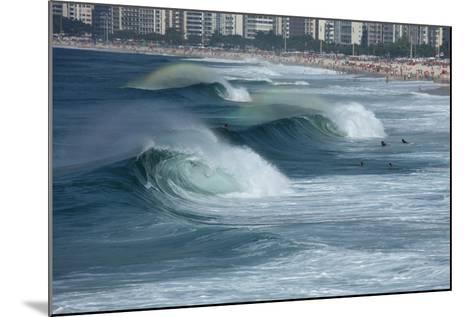 Rio De Janeiro- sattriani-Mounted Photographic Print