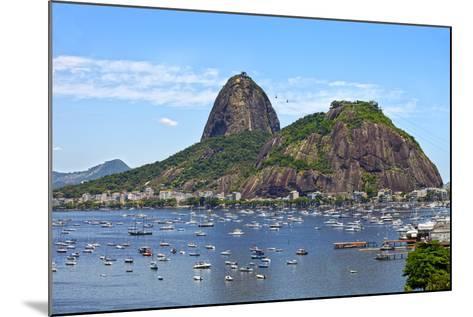 Sugar Loaf, Rio De Janeiro- sattriani-Mounted Photographic Print